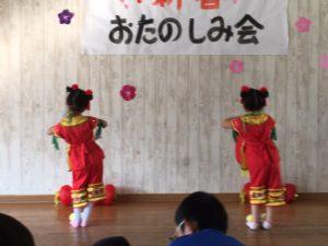 一芸大会~提灯ダンス